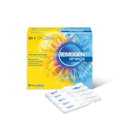 Remogen Omega 3 eye drops TRB Packshot