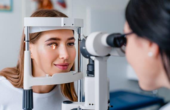 Vismed-Ophtalmologie: trockenes Auge. TRB-Chemedica